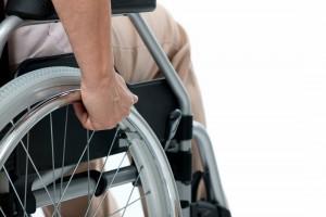 Autonomes Fahren Rollstuhl Fahrer