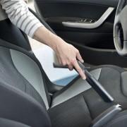 Autositze reinigen Staubsauger Fahrersitz