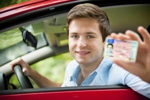 Begleitetes Fahren Führerschein junger Autofahrer