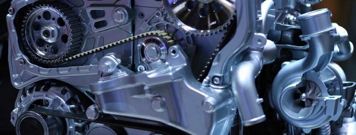 Benzinmotor Getriebe Mechanik