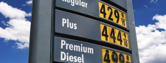 Benzinpreise Anzeige Tankstelle
