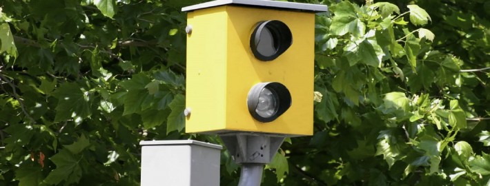 Bußgeldkatalog Blitzer Radarkontrolle
