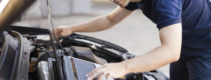 Chiptuning Laptop Automotor