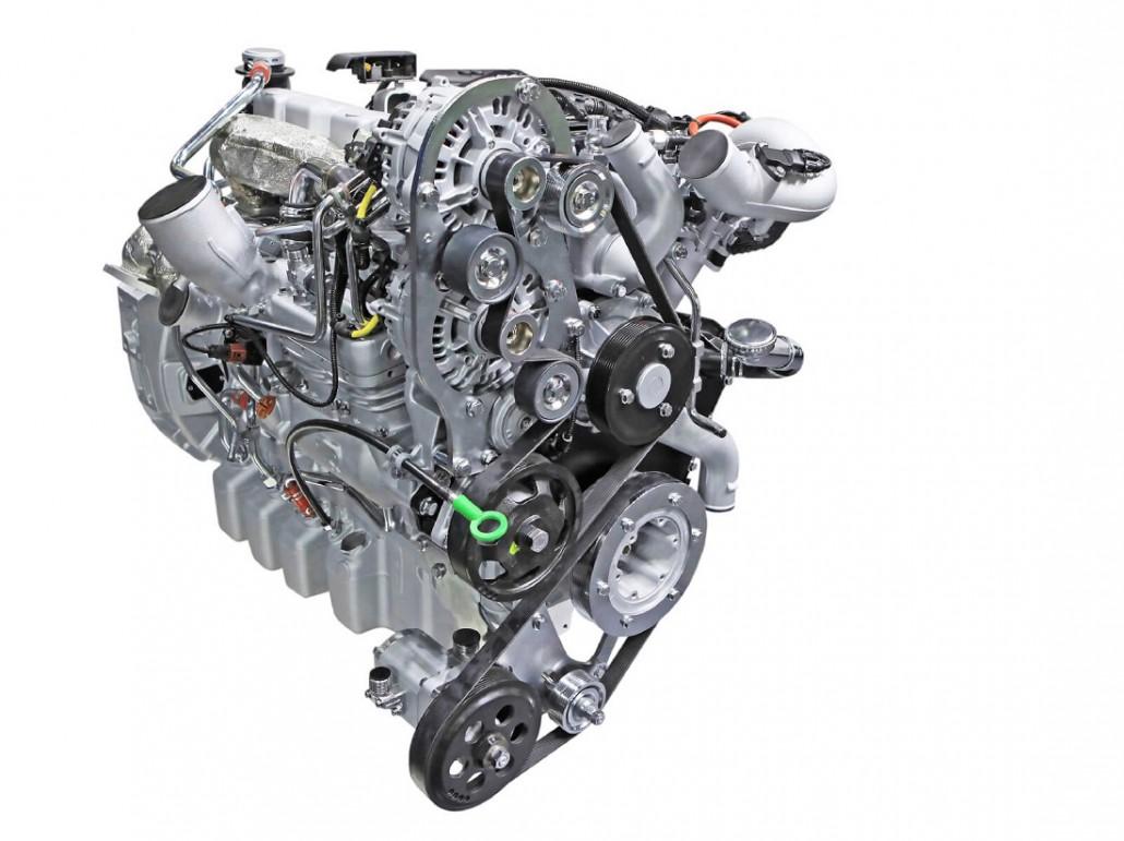 Aufbau und Einsatz von Dieselmotoren