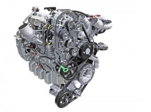 Dieselmotor Mechanik Technik