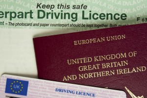 EU Fahrerlaubnis Führerschein Ausweis