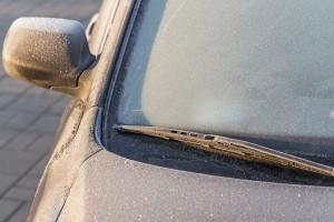 Frostschutzmittel Auto Fensterscheibe