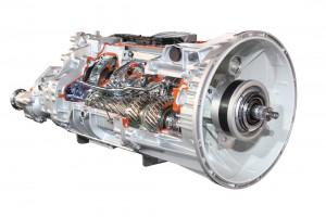 Getriebeübersetzung Automotor LKW