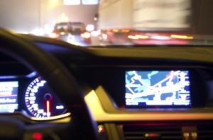 Hyundai Veloster Navigationssystem Armaturenbrett