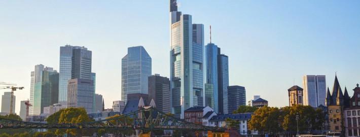IAA Frankfurt Stadt Kulisse