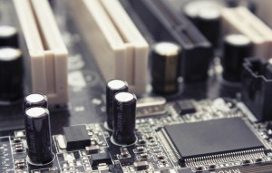 Industrie PC Chip Platine