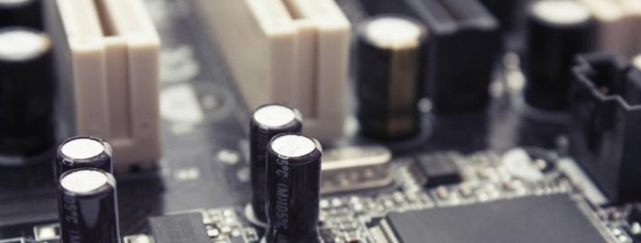 Industrie PC Chip Platine