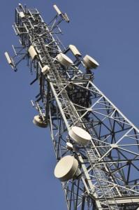 Kennzeichen Radiowellen Turm