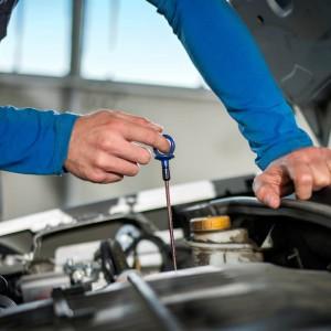 Motorschaden Ölstand prüfen
