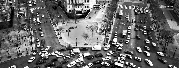 Nachhaltige Stadtentwicklung Verkehr Autos