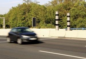 Punktekonto Flensburg Radarkontrolle Auto