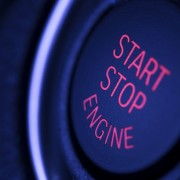 Start Stopp Automatik Button Engine