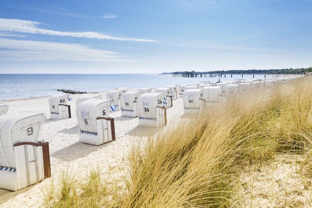 Strandkorb am meer wallpaper  Autoreise nach Sylt - Urlaub im Norden Deutschlands