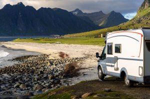 Wohnmobiltouren Skandinavien Routen