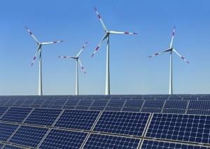 Günstiger Ökostrom Windenergie Solaranlagen
