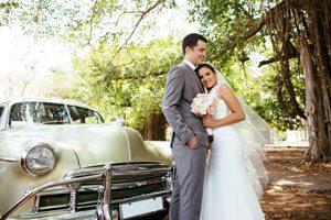 Mietwagen zur Hochzeit